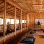 Zen, Yoga, and Kirtan at Morgan Bay Zendo in Surry, Maine