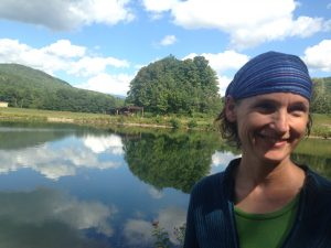 Caroline Sulzer is now teaching a Monday morning and Wednesday evening Hatha Yoga class.